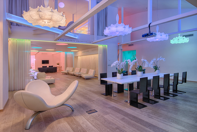 Meetings And Events In Milan Nhow Milan Hotel